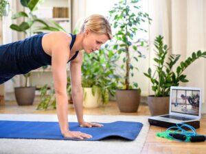 Motivazione e allenamento da casa: 10 consigli utili