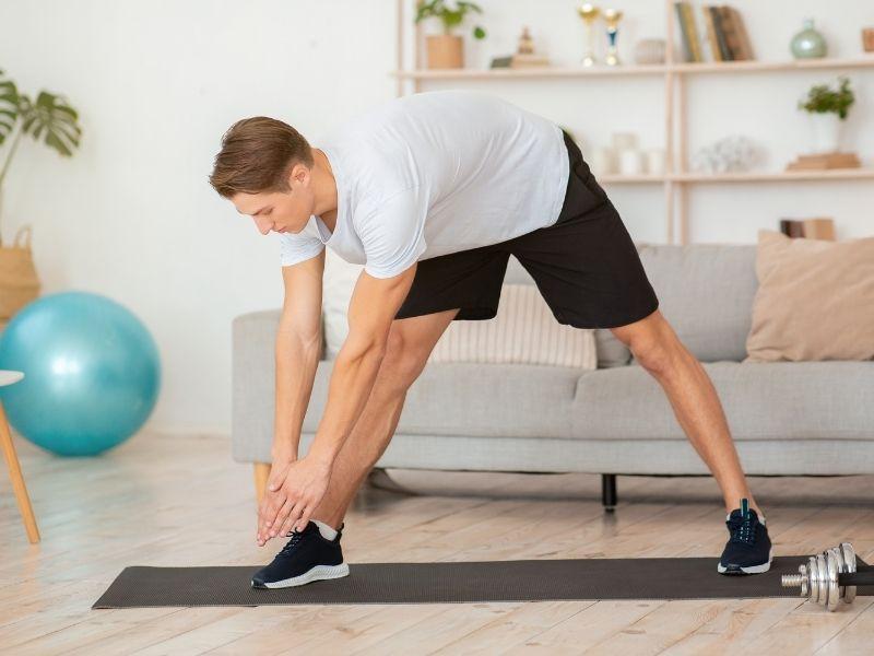 benefici riscaldamento muscolare