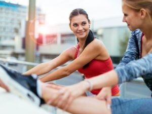 Riscaldamento muscolare: i benefici prima di un allenamento