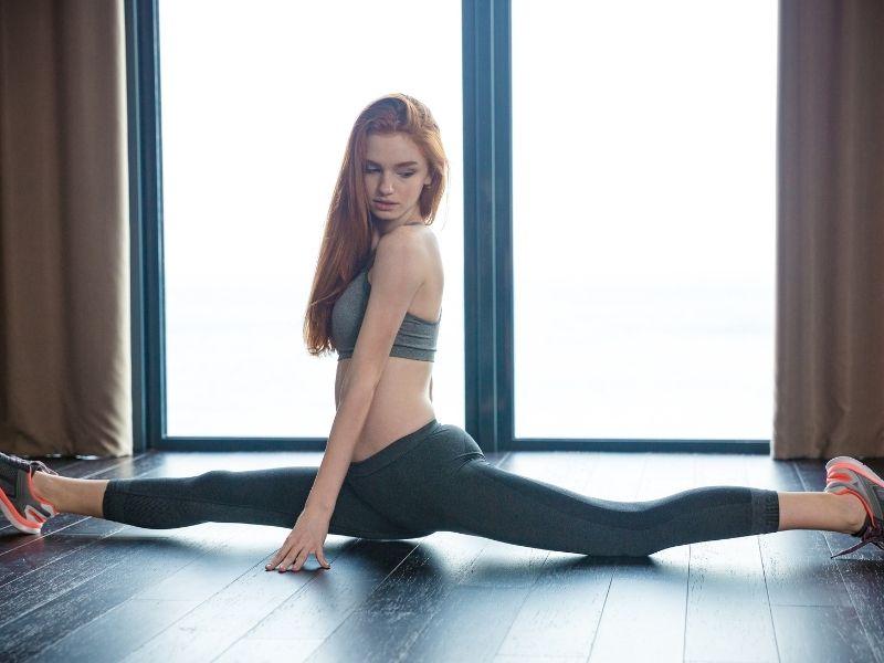 Stretching dopo allenamento