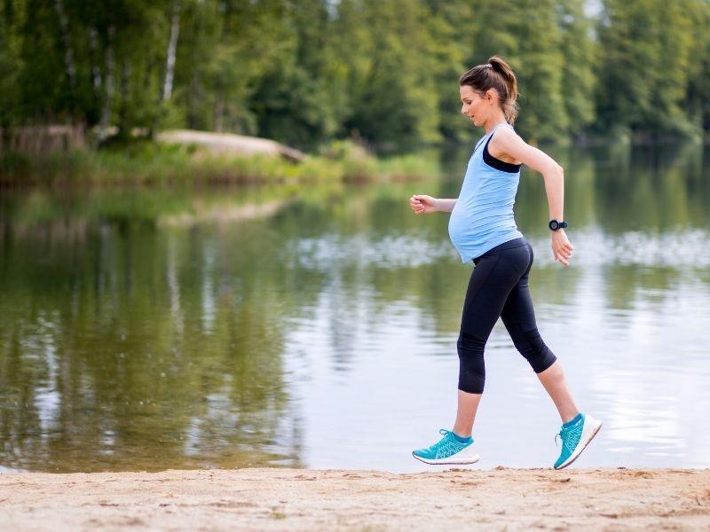 quali esercizi fare in gravidanza