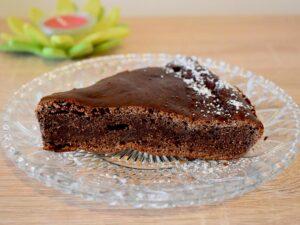 Torta Latte e Cacao